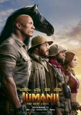 Jumanji: El Siguiente Nivel (2019)