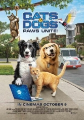 Cats And Dogs 3: Paws Unite (2020)