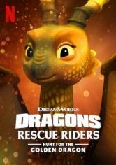 Dragones: Equipo De Rescate: La Búsqueda Del Dragón Dorado (2020)