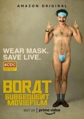 Borat, Siguiente Película Documental (2020)