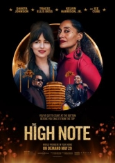 The High Note (Música, Glamour Y Fama) poster