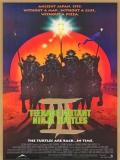 Las Tortugas Ninja III - 1993