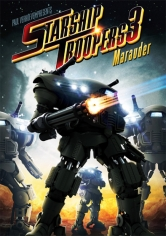 Starship Troopers 3: Armas Del Futuro poster