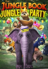 Jungle Book: Jungle Party poster
