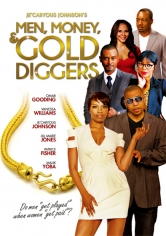 Men Money And Gold Diggers poster
