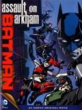 Batman: El Asalto De Arkham - 2014