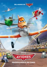 Planes (Aviones) (2013)