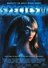 Species III (Especie Mortal III) poster