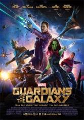 Guardians Of The Galaxy (Guardianes De La Galaxia) (2014)