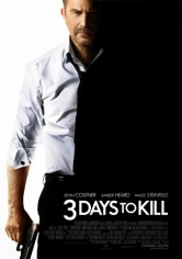 3 Days To Kill (3 Días Para Matar) (2014)