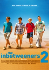 The Inbetweeners 2 poster