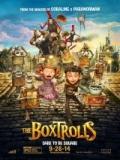 The Boxtrolls (Los Boxtrolls) - 2014