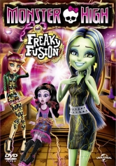 Monster High: Freaky Fusion poster