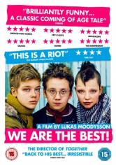 We Are The Best! (¡Somos Lo Mejor!) poster