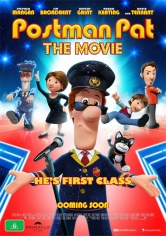 Postman Pat: The Movie poster