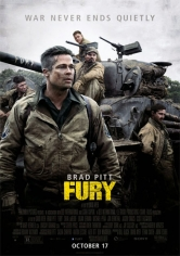 Fury (Corazones De Acero) (2014)