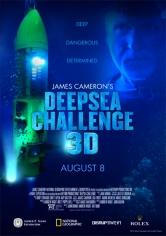 James Cameron's Deepsea Challenge 3D (2014)