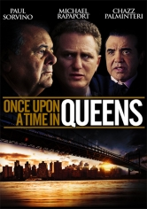 Once Upon A Time In Queens poster