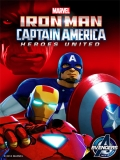 Iron Man And Captain America: Heroes United - 2014