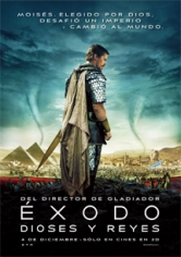 Exodus: Gods And Kings (Éxodo: Dioses Y Reyes) (2014)