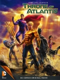 Justice League: Throne Of Atlantis - 2015
