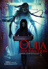 The Ouija Experiment 2: Theatre Of Death poster