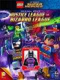 Lego DC Comics Super Heroes: Justice League Vs. Bizarro League - 2015