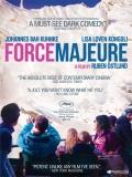 Force Majeure: La Traición Del Instinto - 2014