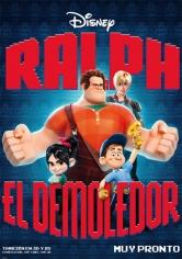 ¡Rompe Ralph! (Ralph: El Demoledor) (2012)