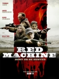 Red Machine Hunt Or Be Hunted - 2014