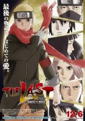 The Last: Naruto The Movie (Naruto Shippūden 7: La última) (2014)
