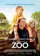 We Bought A Zoo (Un Zoológico En Casa) (2011)