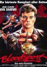 Retroceder Nunca Rendirse Jamas 4: Contacto Sangriento (1988)