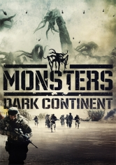 Monsters 2: Dark Continent poster