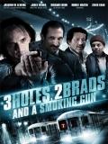 Three Holes, Two Brads, And A Smoking Gun - 2014