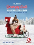 Grumpy Cat's Worst Christmas - 2014