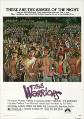 The Warriors (Los Guerreros) poster