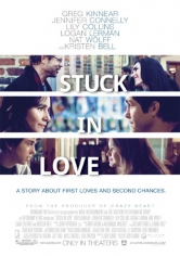Stuck In Love: Un Invierno En La Playa poster