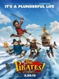 ¡Piratas! Una Loca Aventura - 2012