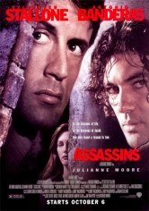 Assassins (Asesinos) poster