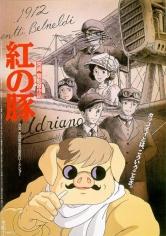 Kurenai No Buta (Porco Rosso) (1992)