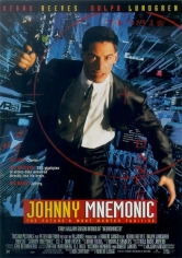 Johnny Mnemonic (Fugitivo Del Futuro) (1995)