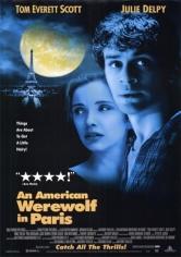 Un Hombre Lobo Americano En París (1998)