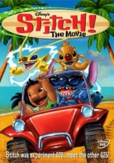 Stitch! The Movie poster