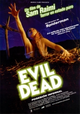 The Evil Dead 1(Posesión Infernal) (1981)