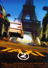 Taxi 2 – Alta Tensión (2000)