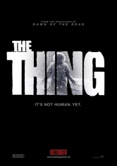 The Thing 2(La Cosa) poster
