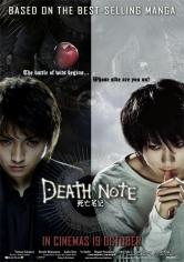Death Note 1: La Película (2006)