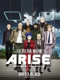 Ghost In The Shell Arise. Border 1 Ghost Pain - 2013