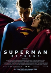 Superman Returns (El Regreso) poster